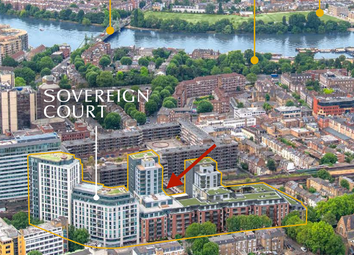 Thumbnail 2 bed flat for sale in Sovereign Court, 17 Glenthorne Street, London