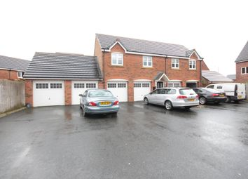 Thumbnail 2 bed flat for sale in Cowper Place, Buckshaw Village, Chorley
