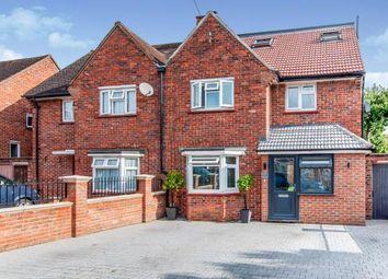 Thumbnail 4 bed semi-detached house for sale in Coleridge Road, Croydon