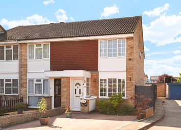 Thumbnail 2 bed end terrace house for sale in Keats Way, Hitchin
