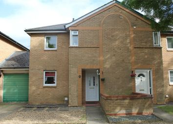 Thumbnail 3 bed semi-detached house for sale in Quantock Crescent, Emerson Valley, Milton Keynes, Buckinghamshire