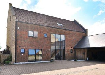 Thumbnail 6 bed barn conversion to rent in Castle Eaton, Wiltshire