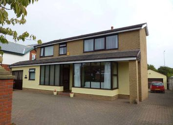 Thumbnail 4 bed detached house for sale in Rowland Lane, Thornton-Cleveleys