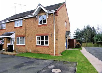 Thumbnail 2 bed end terrace house for sale in Beaumaris Close, Dudley