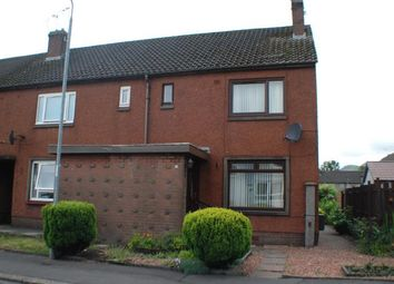 Thumbnail 2 bed end terrace house to rent in Parkgate, Alva