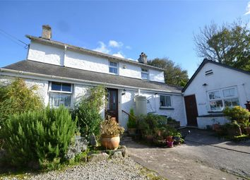 Thumbnail 3 bed detached house for sale in Burnthouse, St Gluvias, Penryn, Cornwall