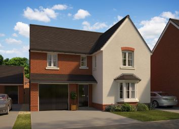 "Thumbnail 3 bedroom detached house for sale in ""Lullingstone"" at The Walk, Withington, Hereford"