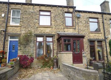 Thumbnail 2 bed terraced house for sale in Stoney Royd Terrace, Stones Lane, Huddersfield