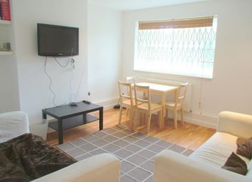 Thumbnail 4 bed flat to rent in Poynders Gardens, Clapham South