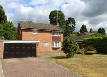 Thumbnail 3 bed detached house to rent in Clewborough Drive, Camberley
