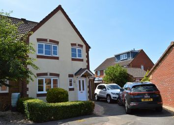 Thumbnail 3 bed semi-detached house to rent in Lanyards Lea, Cowes
