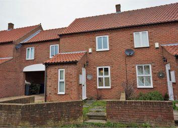 Thumbnail 3 bed terraced house for sale in Highfield Terrace, Glentham, Market Rasen