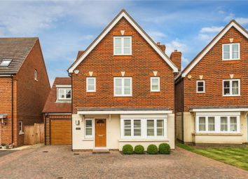 Thumbnail 5 bed detached house for sale in Trueman Road, Kenley