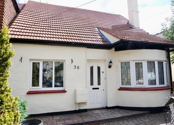 Blenheim Crescent, Leigh-On-Sea SS9. 4 bed semi-detached bungalow