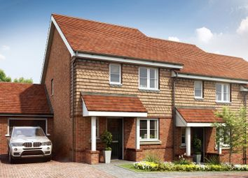 Thumbnail 3 bed semi-detached house for sale in Beech Hill Road, Spencers Wood, Reading