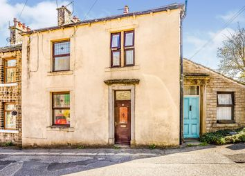 Thumbnail 2 bed end terrace house for sale in Nabbs Lane, Slaithwaite, Huddersfield