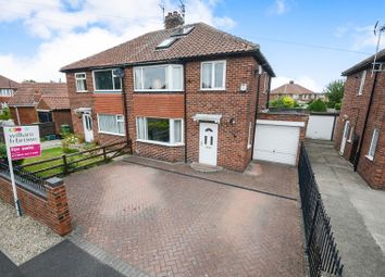 Thumbnail 4 bedroom semi-detached house for sale in Brooklands, York