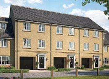 Thumbnail 3 bed town house for sale in Fordham Road, Soham, Ely