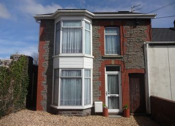 Thumbnail 3 bed end terrace house for sale in Darren Road, Ystalyfera, Swansea.