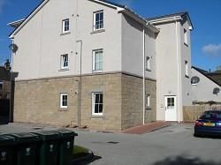 Thumbnail 3 bed flat to rent in Croft Park, Perth
