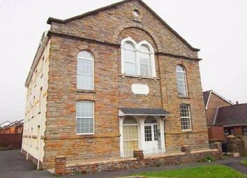 Thumbnail Flat to rent in Embankment Road, Llanelli