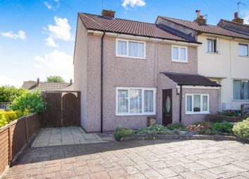 Thumbnail 3 bed end terrace house for sale in Polden Road, Portishead, Bristol