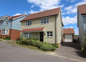 Thumbnail 4 bed detached house for sale in Amaryllis Road, Burgess Hill