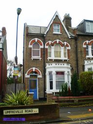 Thumbnail Room to rent in Umfreville Road, Finsbury Park
