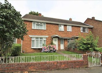 Thumbnail 3 bed semi-detached house for sale in The Spinney, Bedford