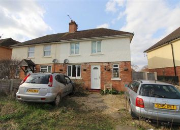 Thumbnail 2 bed semi-detached house for sale in Reservoir Road, Gloucester