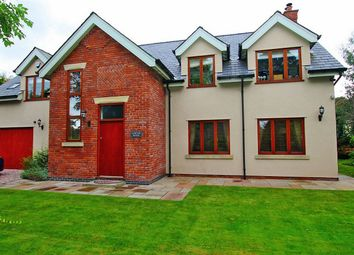 Thumbnail 5 bedroom detached house for sale in Lowton Gardens, Lowton, Cheshire