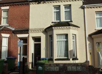 Thumbnail 4 bedroom shared accommodation to rent in Clausentum Road, Southampton