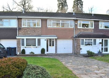 Thumbnail 3 bedroom terraced house for sale in Morningtons, Harlow