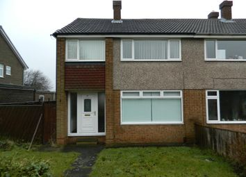 Thumbnail 3 bedroom property to rent in Cedar Road, Marton-In-Cleveland, Middlesbrough