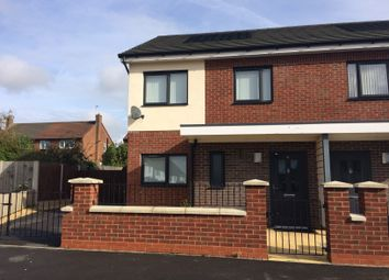 Thumbnail 3 bed terraced house to rent in Browning Close, Huyton