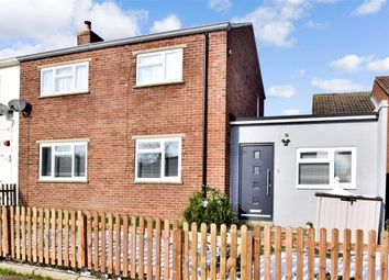 3 bed end terrace house for sale in Pearsons Green Road, Brenchley, Tonbridge, Kent TN12