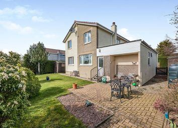 Thumbnail 4 bedroom detached house for sale in Napier Place, Marykirk, Laurencekirk