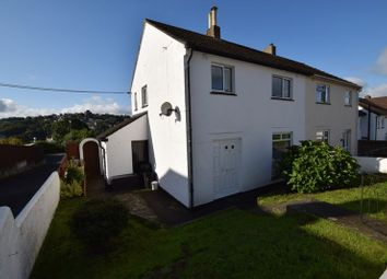 Thumbnail 3 bed semi-detached house for sale in Broad Park, Launceston