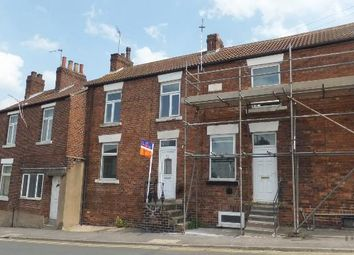 Thumbnail 2 bed terraced house to rent in Cow Lane, Knottingley, Wakefield