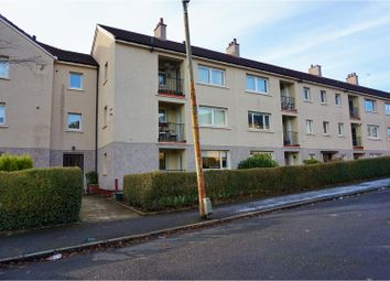 Thumbnail 2 bed flat for sale in 69 Wedderlea Drive, Glasgow