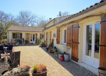 Thumbnail 4 bed property for sale in Tusson, 16140, France