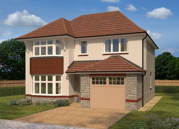 Thumbnail 4 bed detached house for sale in Tinkinswood Green, St Nicholas, Vale Of Glamorgan