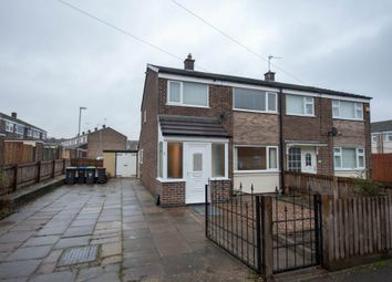 Thumbnail 3 bed semi-detached house to rent in Orchard Street, Hucknall, Nottingham