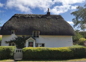 Thumbnail 3 bed cottage for sale in Wonston Road, Sutton Scotney, Winchester, Hampshire