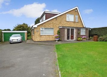 Thumbnail 4 bed detached house for sale in Close Lane, Alsager, Stoke-On-Trent