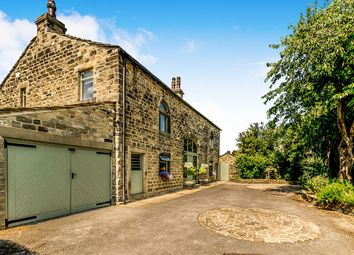 Thumbnail 5 bed detached house for sale in Keelham Lane, Keighley