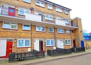 Thumbnail 3 bed flat to rent in Mile End, London