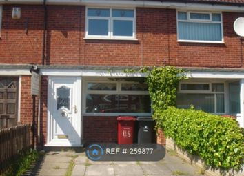 Thumbnail 2 bed terraced house to rent in Elizabeth Road, Liverpool