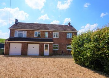 Thumbnail 5 bed detached house for sale in Vine Hill, Stow Bridge, King's Lynn