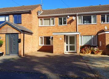 Thumbnail 3 bed terraced house for sale in Abberley Avenue, Stourport-On-Severn